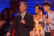 andy dick samba dancing with the stars