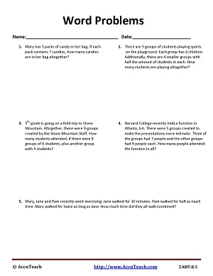 Multiplying Fractions 6th Grade Word Problems - fraction word ...