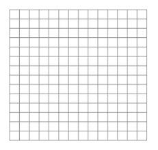 Half Inch Grid Paper Template